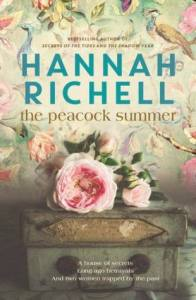 The Peacock Summer by Hannah Richell cover art