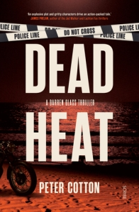 Dead Heat by Peter Cotton