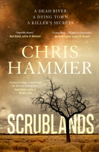 Scrublands by Chris Hammer