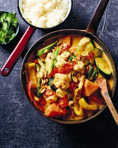 Vego Massaman curry